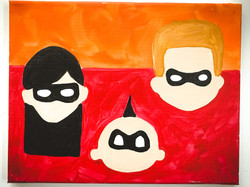 Incredibles Inspired
