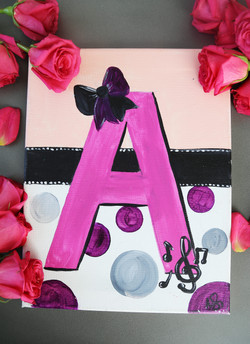 Personalized Initial