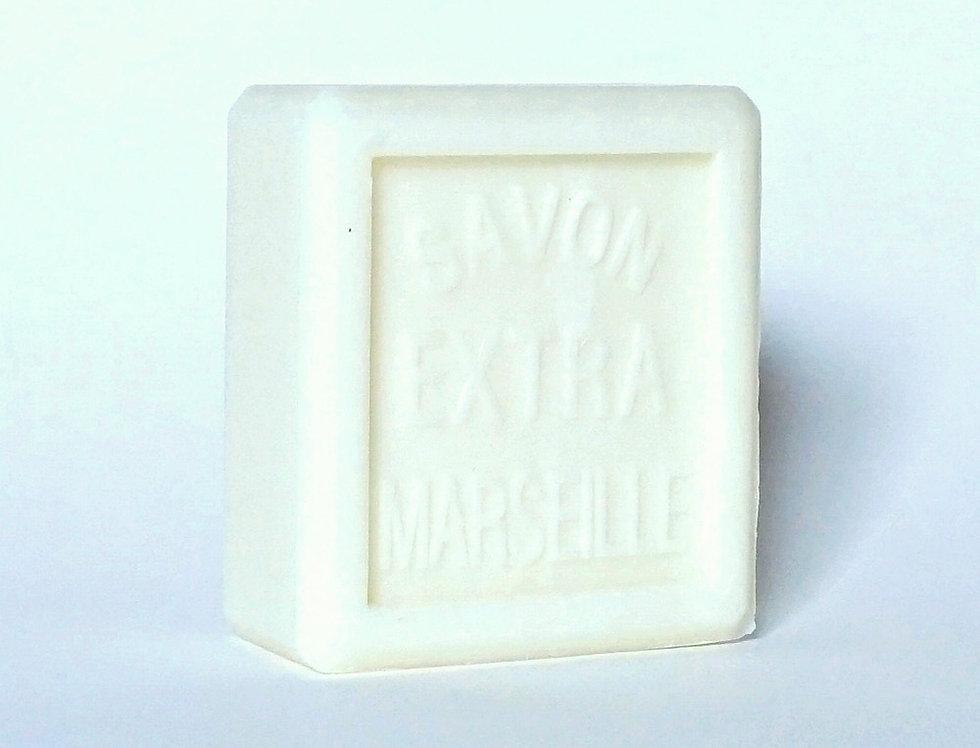 Savon de Marseille blanc 150gr