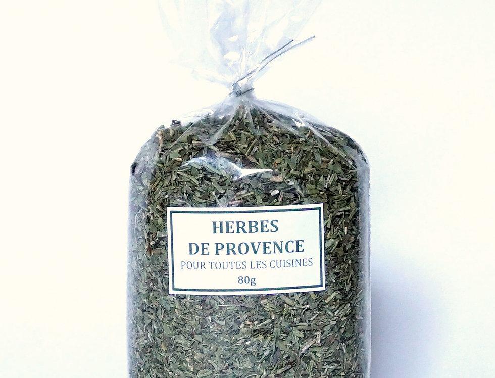 Sachet d'Herbes de Provence 80gr