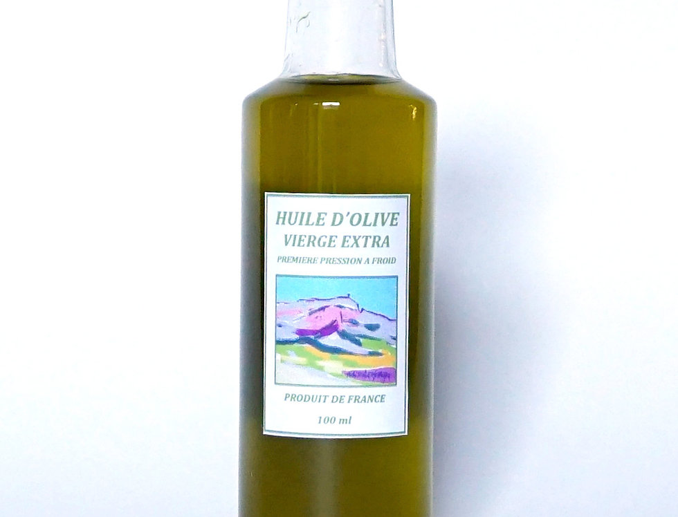 Huile d'Olive 100mL