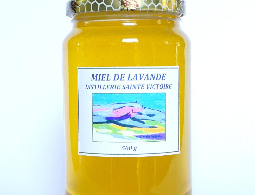 Miel de Lavande Fine 500gr