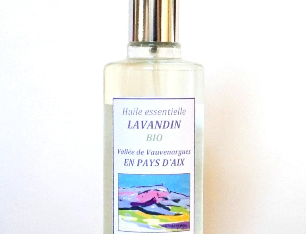 Lavandin Spray transparent 100mL
