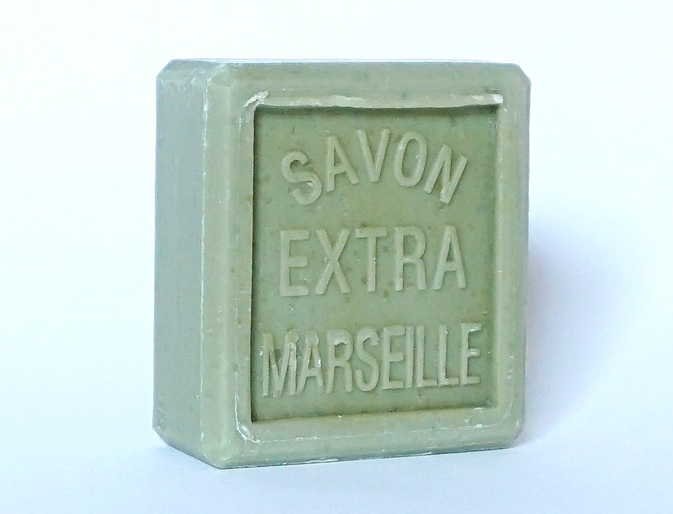Savon de Marseille vert 150gr