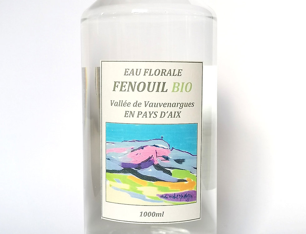 Eau Florale Fenouil 1L