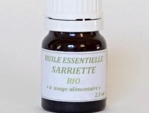 Sarriette goutte-à-goutte 2,5mL