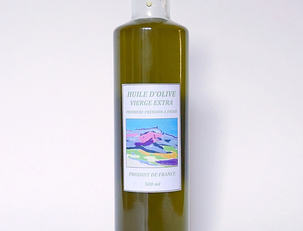 Huile d'Olive 500mL