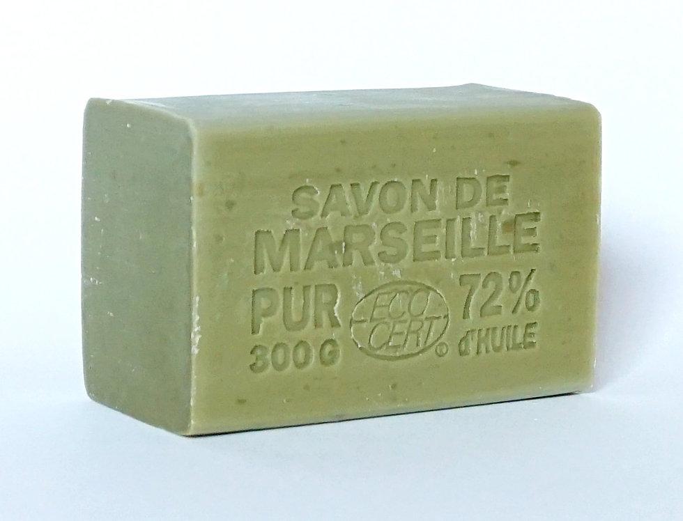 Savon de Marseille vert 300gr