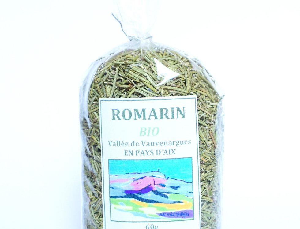 Sachet de Romarin Bio 60gr