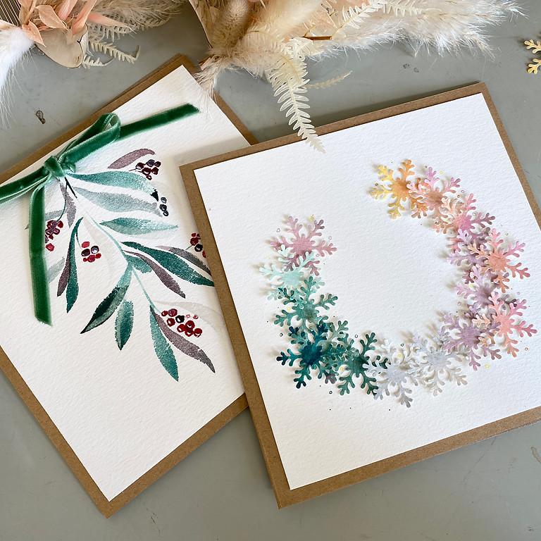 Atelier jolies cartes