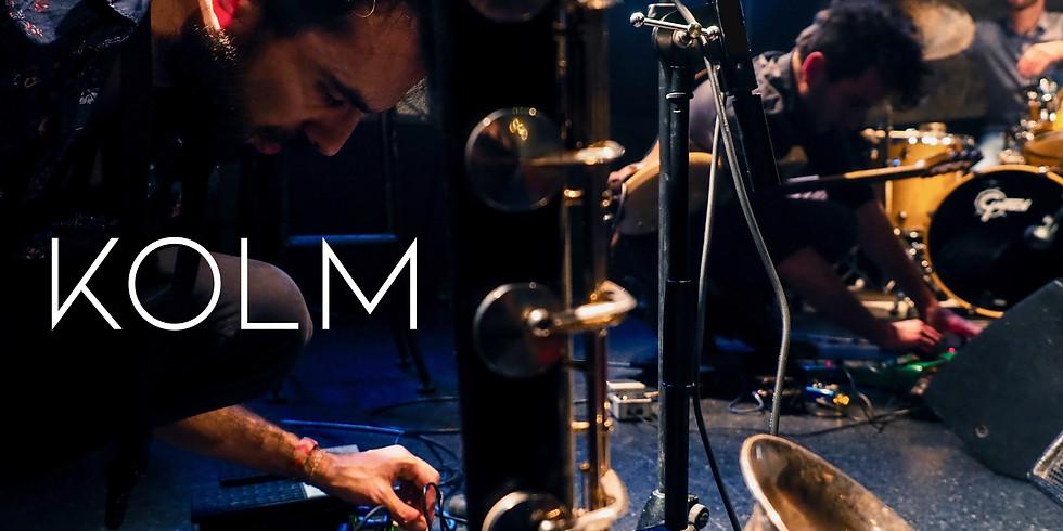 KOLM - sortie d'album