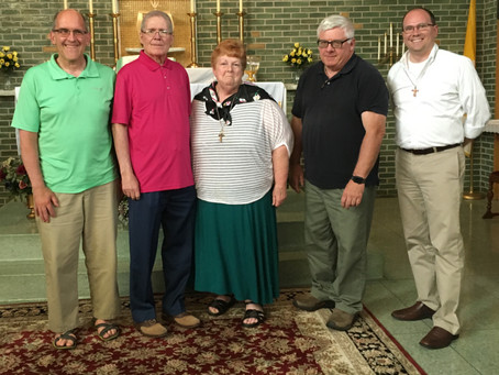Secular Franciscan Order Appoints Local Leadership Council