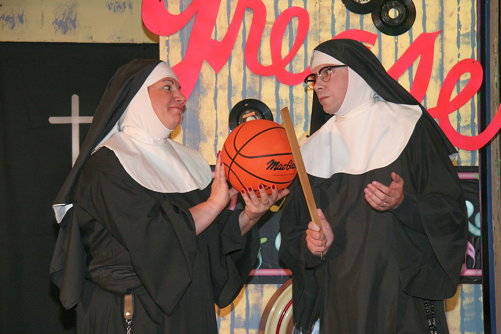 Nunsense in Edison NJ