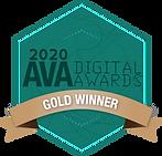 2020 Ava Digital Award Winner