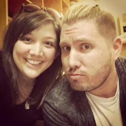 Erin and Jonathan
