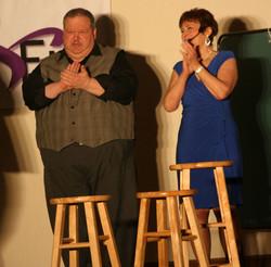 Rob and Kay