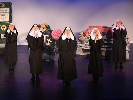 Anthracite Center welcomes 'Nunsense' on Nov. 16 and 17