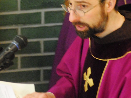 Fr. Jerome Wolbert, OFM Appointed to Conference of National Spiritual Assistants
