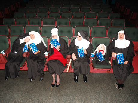 """Nunsense"" to Play Live on Stage at the Dietrich Theater, Tunkhannock"