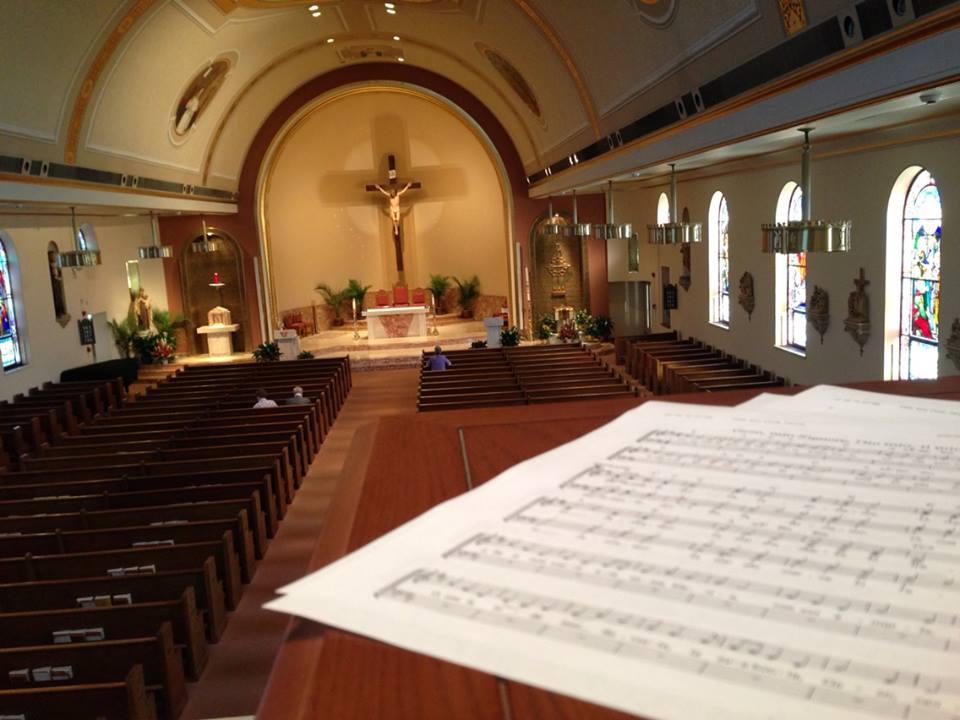Parish Website