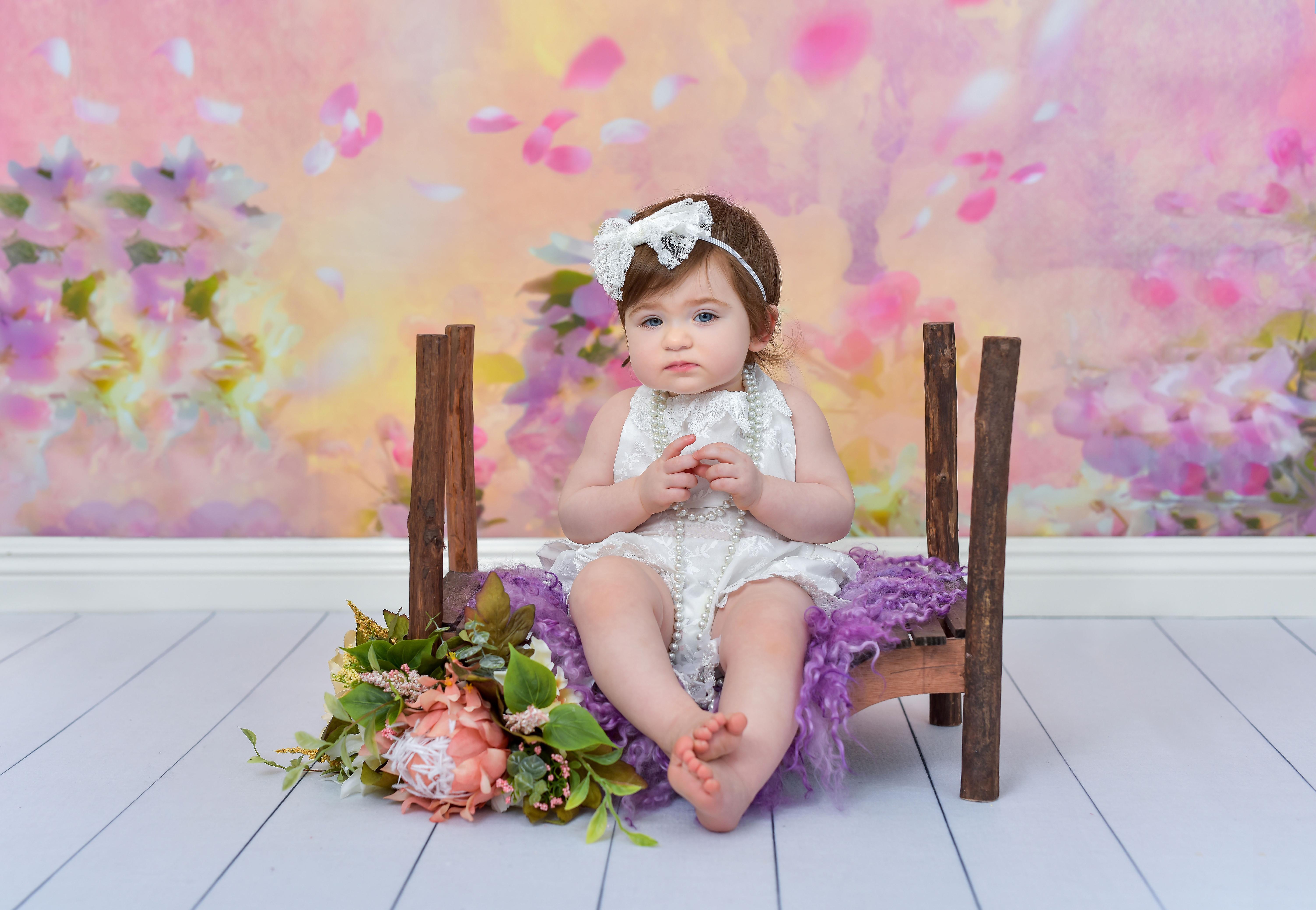 Baby, Milestone photography