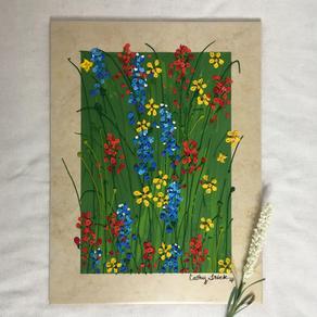 Native Blossoms     #052