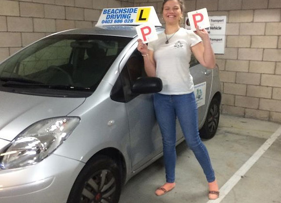 Test Day - Pre - test / Car hire - Practical Test