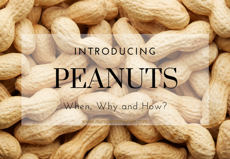 Introducing Peanuts: When, Why and How?