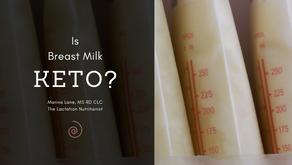 Is Breast Milk Keto?