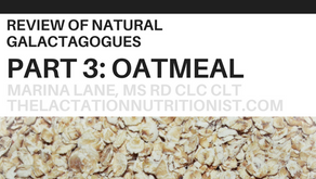 Oatmeal for Breastfeeding - Does it Increase Milk Supply?