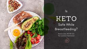 Is Keto Safe While Breastfeeding?