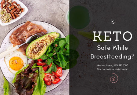 Is Keto Safe While Breastfeeding?