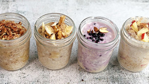 Overnight Oats: A Quick and Easy Breakfast for Busy Moms