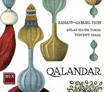 Qalandar /cd