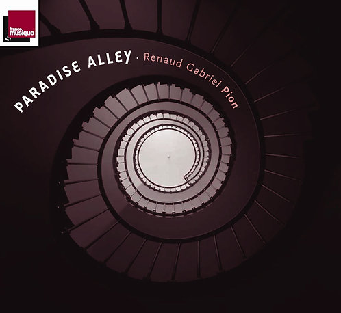 Paradise Alley /cd