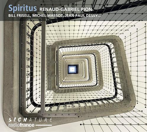 Spiritus, feat. Bill Frisell /cd