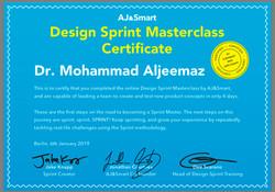 Design Sprint Master
