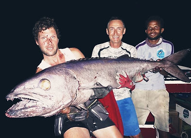 Ruvettus pretiosus # B-on-sea-sportfishi