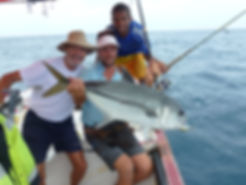 B-on-sea-sportfishing # Caranx latus