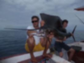 B-on-sea-sportfishing # Istiophorus Albicans