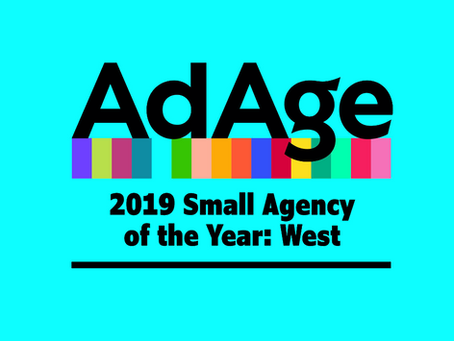 SMALL AGENCY OF THE YEAR, WEST, GOLD: ERICH & KALLMAN