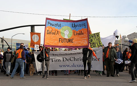 activist, climate justice, Tim DeChristopher, environmental films
