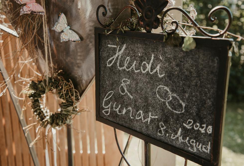 Standesamt Hochzeit im Pfarrhof Unterbrunn