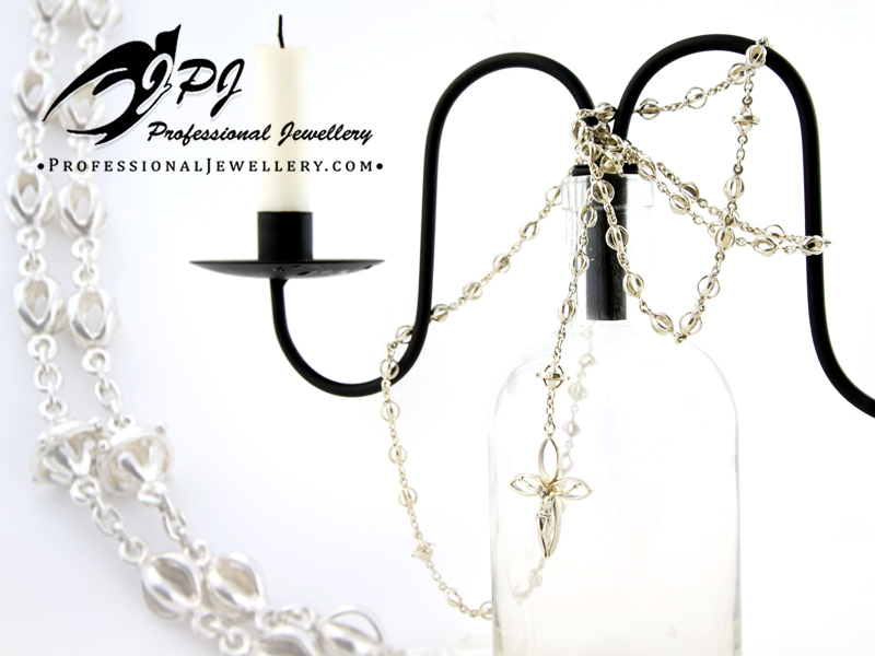 JPJ Professional Jewellery sterling silver rosary 1.jpg