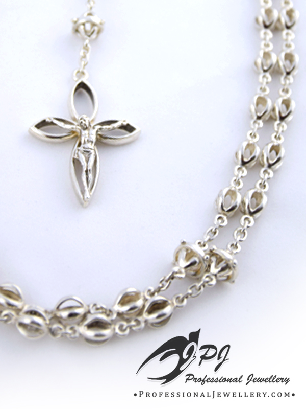 JPJ Professional Jewellery sterling silver rosary.jpg