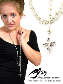 JPJ Professional Jewellery sterling silver rosary 2.jpg