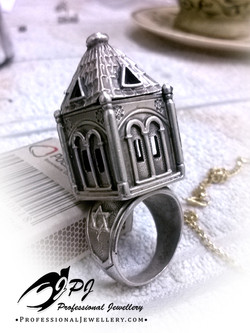 JPJ Professional Jewellery Jewish wedding ring in sterling silver.jpg