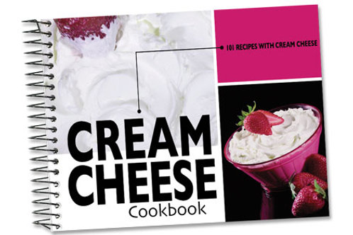 Cream Cheese Cookbook