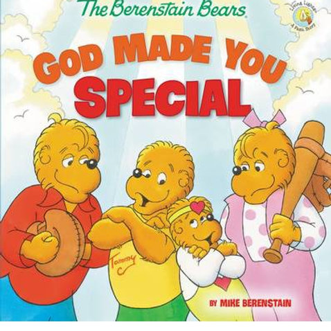 Berenstain Bears God Made You Special