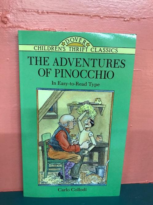 The Adventures of Oinocchio